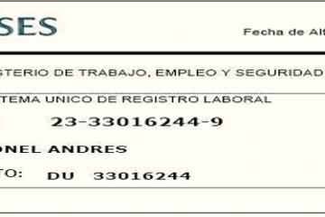 Certificado de CUIL | Obtención online + Descarga